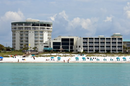 Holiday Inn on Beach